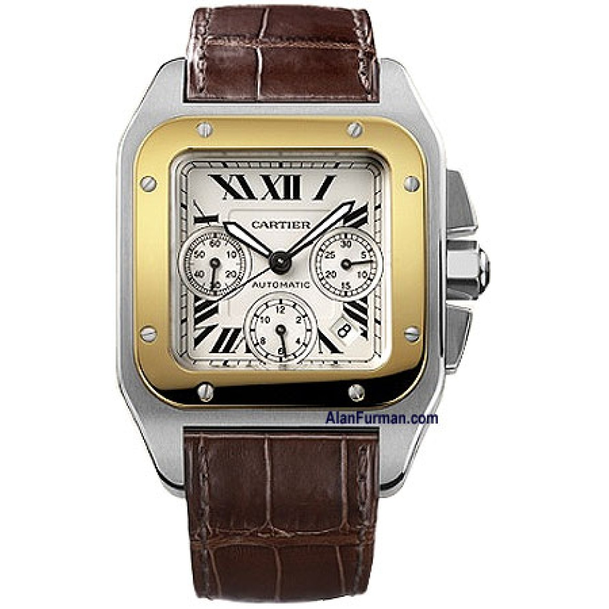 comprar relógio cartier