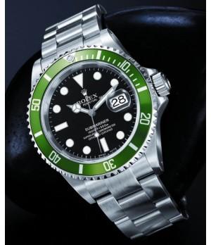 Relógio Réplica Rolex Submariner 50 Anos