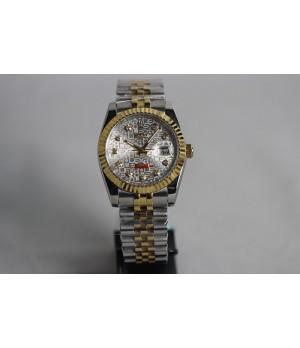 Relógio Réplica Rolex Date Just Feminino