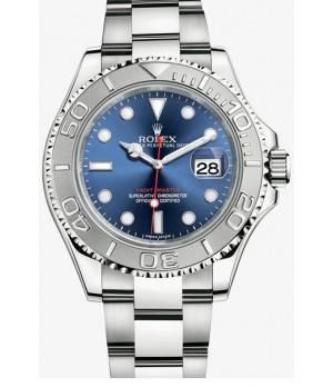 Relógio Réplica Rolex Yacht Master Blue