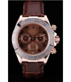 Relógio Réplica Rolex Daytona Chocolate