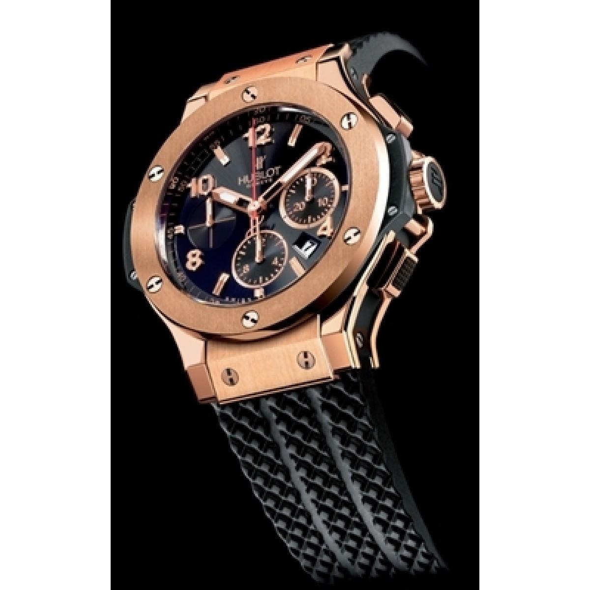f59efee2250 Relógio Réplica Hublot Big Band Red Gold