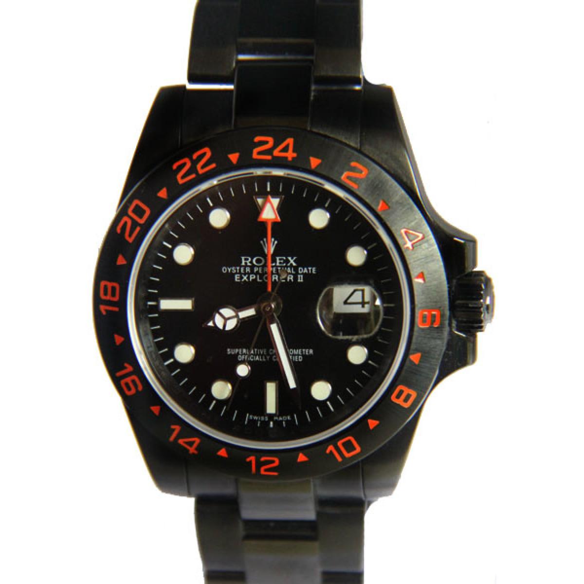 053a6b4991c Relógio Réplica Rolex Explorer 2