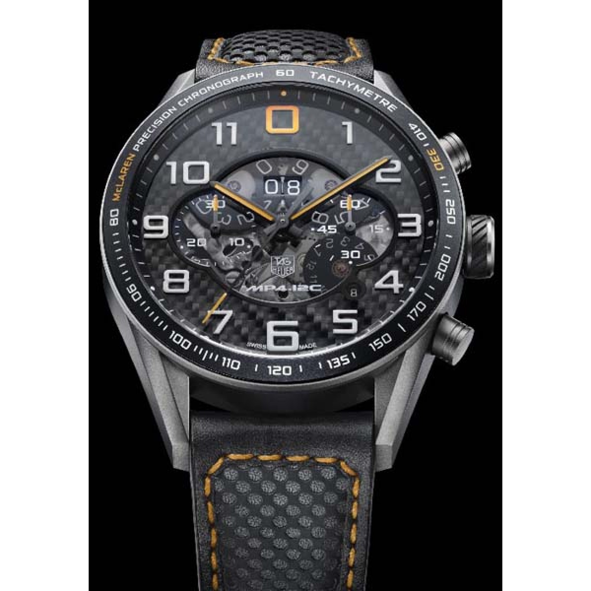 9370f6688fd Relógio Réplica Tag Heuer Mp4-12C