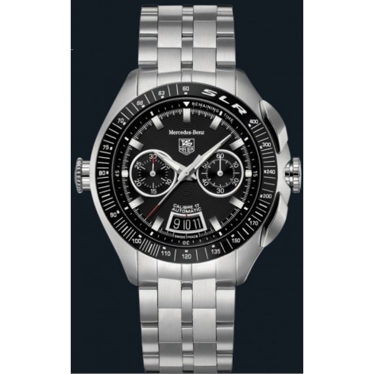 cb1f5f51b06 Relógio Réplica Tag Heuer Mercedes Benz SLR 01