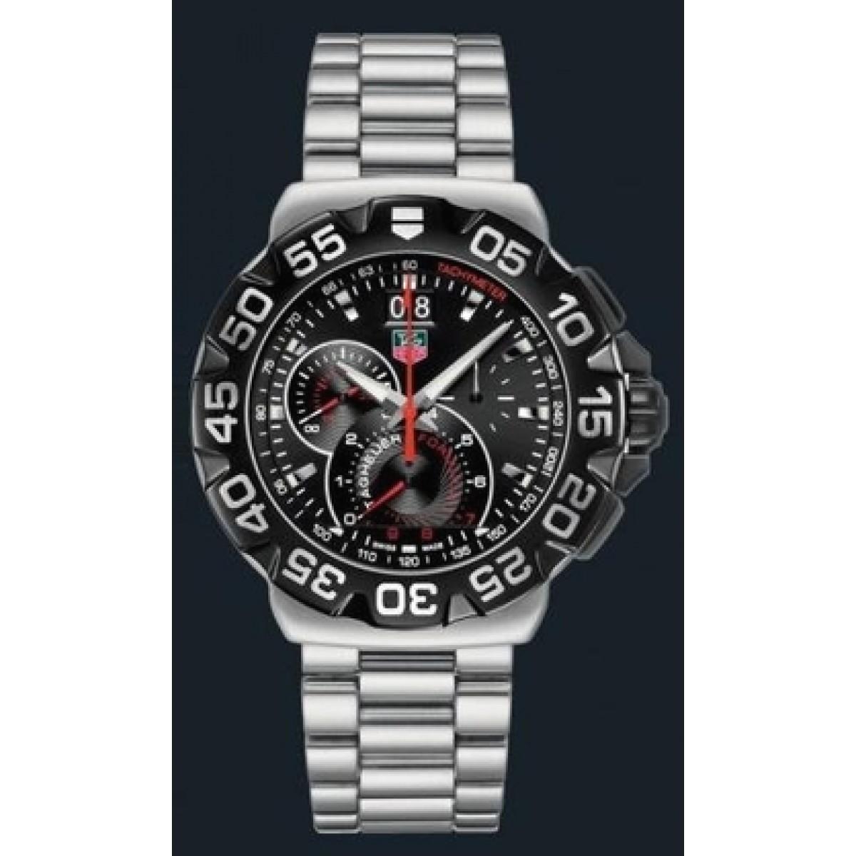 3e2689fc472 Réplica Relógio Tag Heuer Formula 1 Chrono