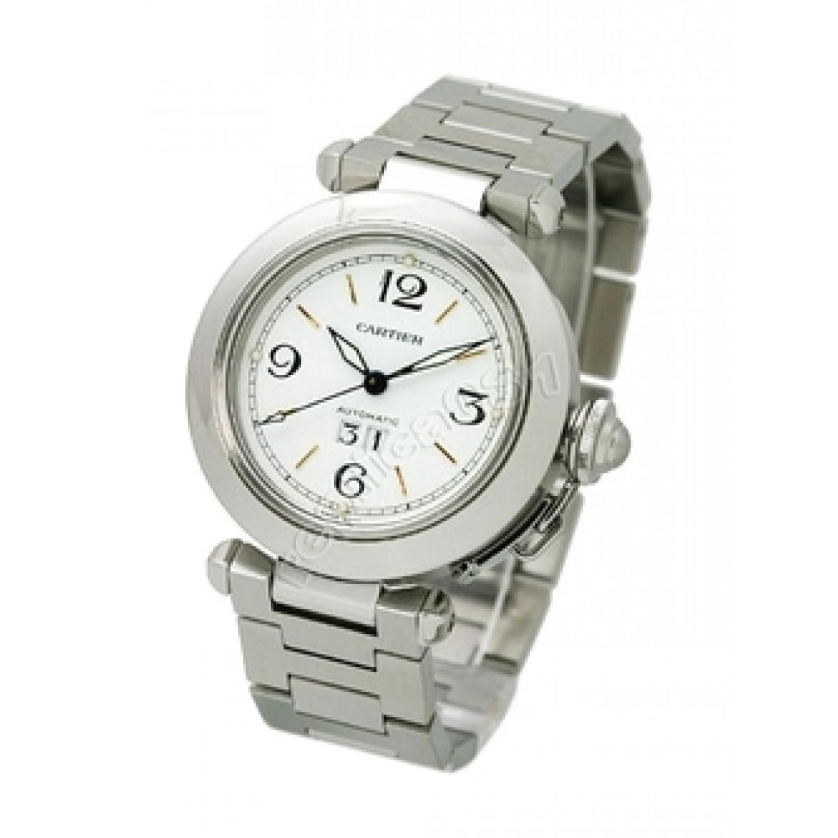 f42ae5cfb9a Relógio Réplica Cartier Pasha 02