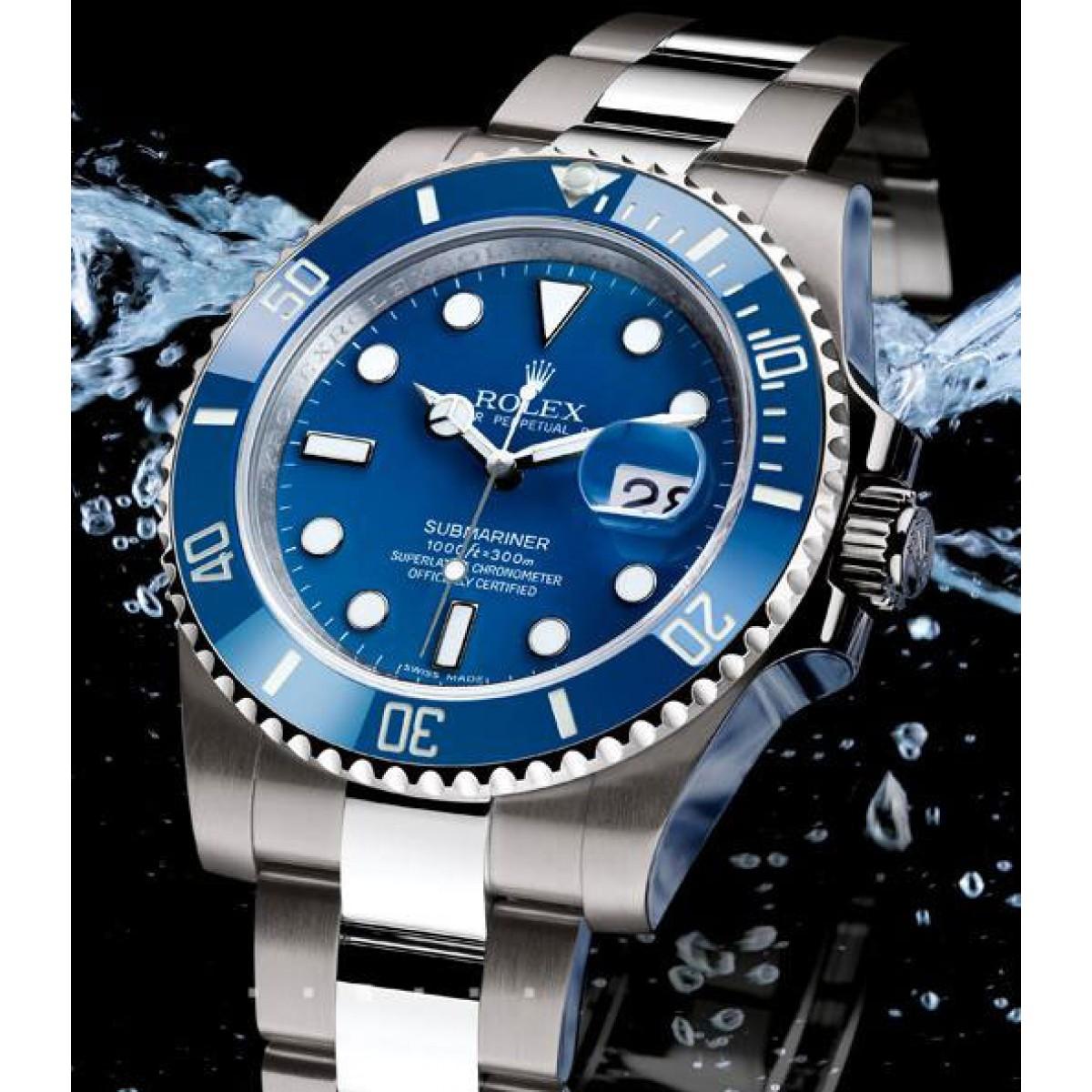 150f9167207 Relógio Réplica Rolex Submariner