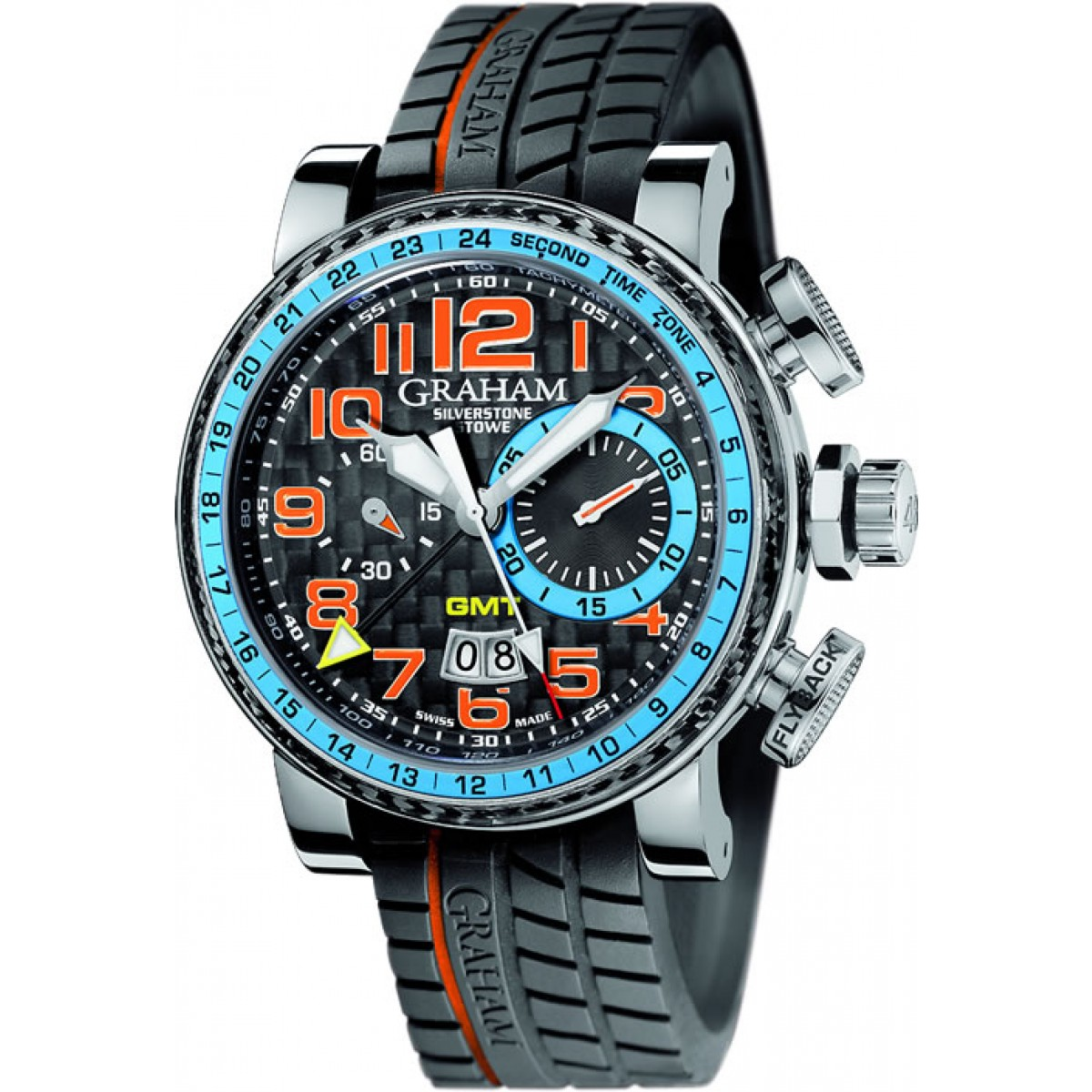 79888d7b40b Relógio Réplica Graham Silverstone
