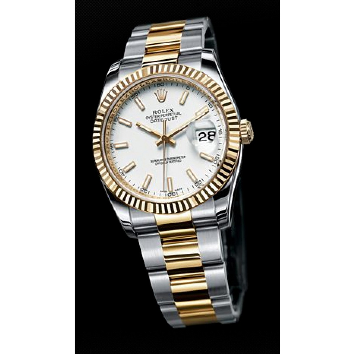 defbf0d4873 Relógio Réplica Rolex DateJust 03
