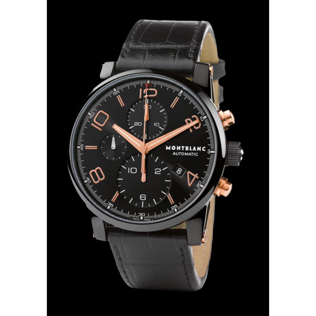 7dd87fcfffa Relógio Réplica Montblanc GMT New