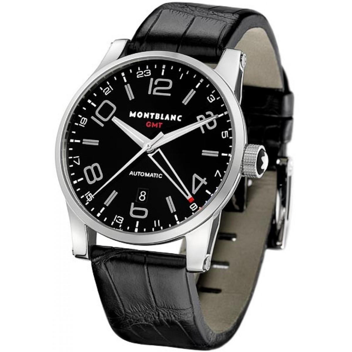 a7e1981a9a1 Relógio Réplica Montblanc GMT