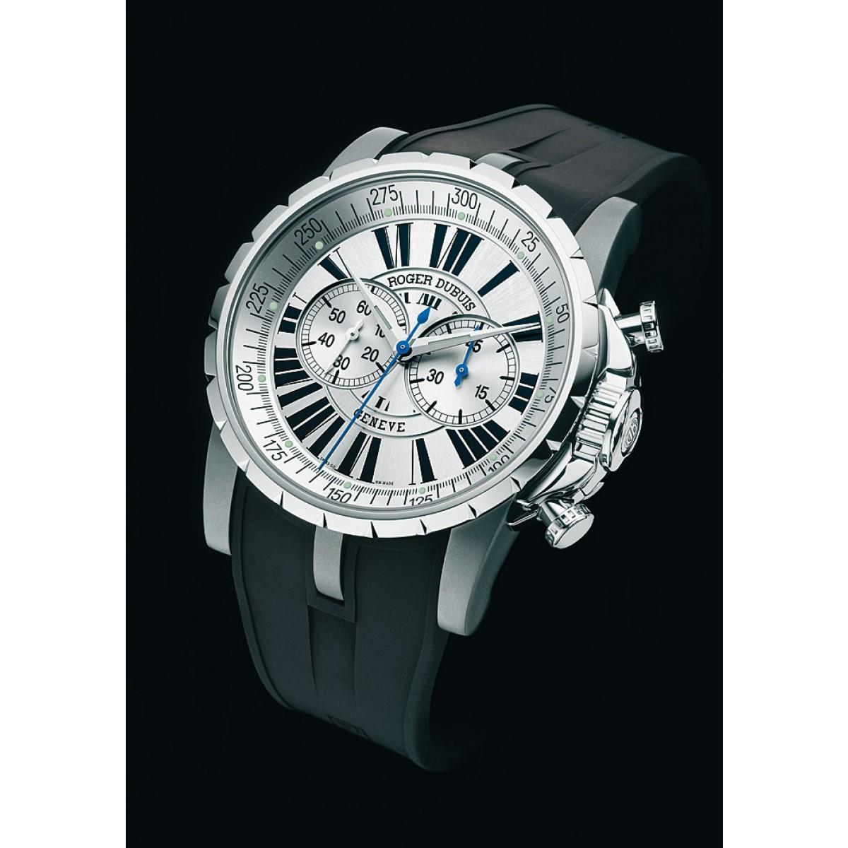64e38ba5bd7 Relógio Réplica Roger Dubuis Excalibur