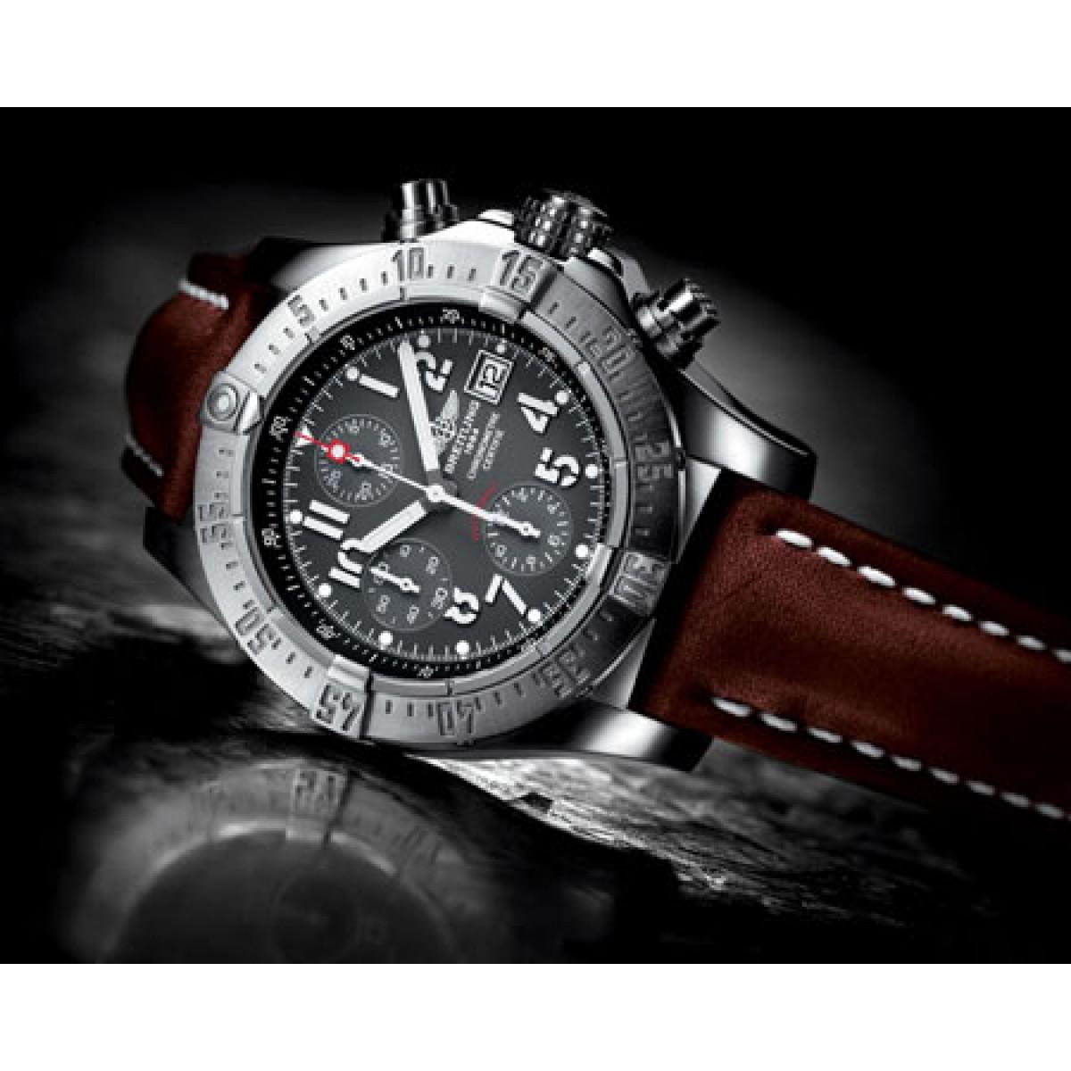 f4745ce5f4c Relógio Réplica Breitling Avenger Skyland