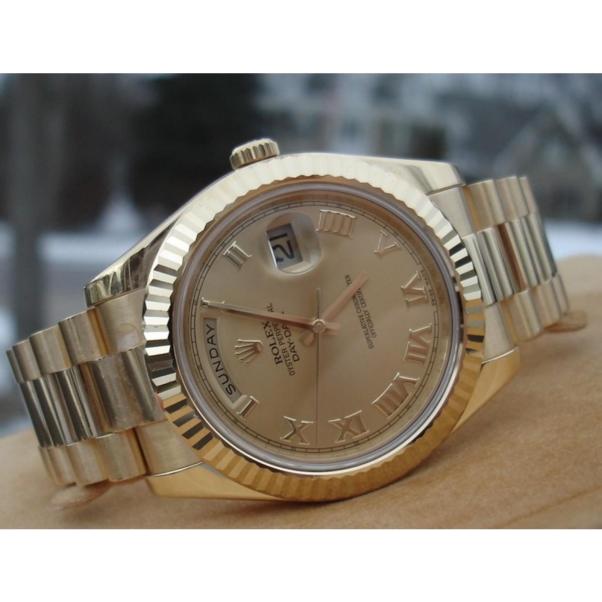 ae99578f066 Relógio Réplica Rolex Day Date Presidente