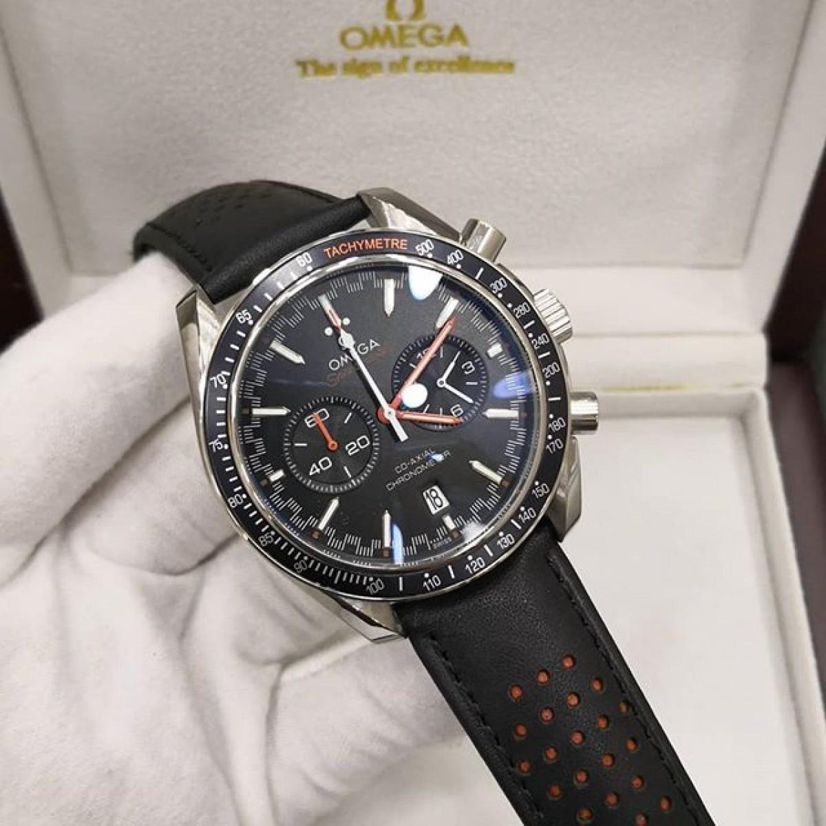 c1e623bf5e4 Replica de Relógio Omega Seamaster