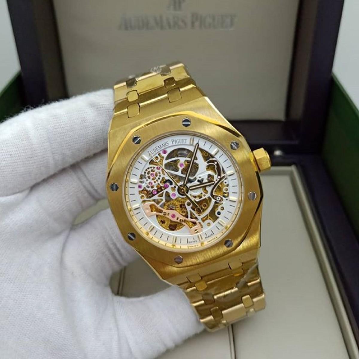 d0e8a437421 Réplica de Relógio Audemars Piguet Royal