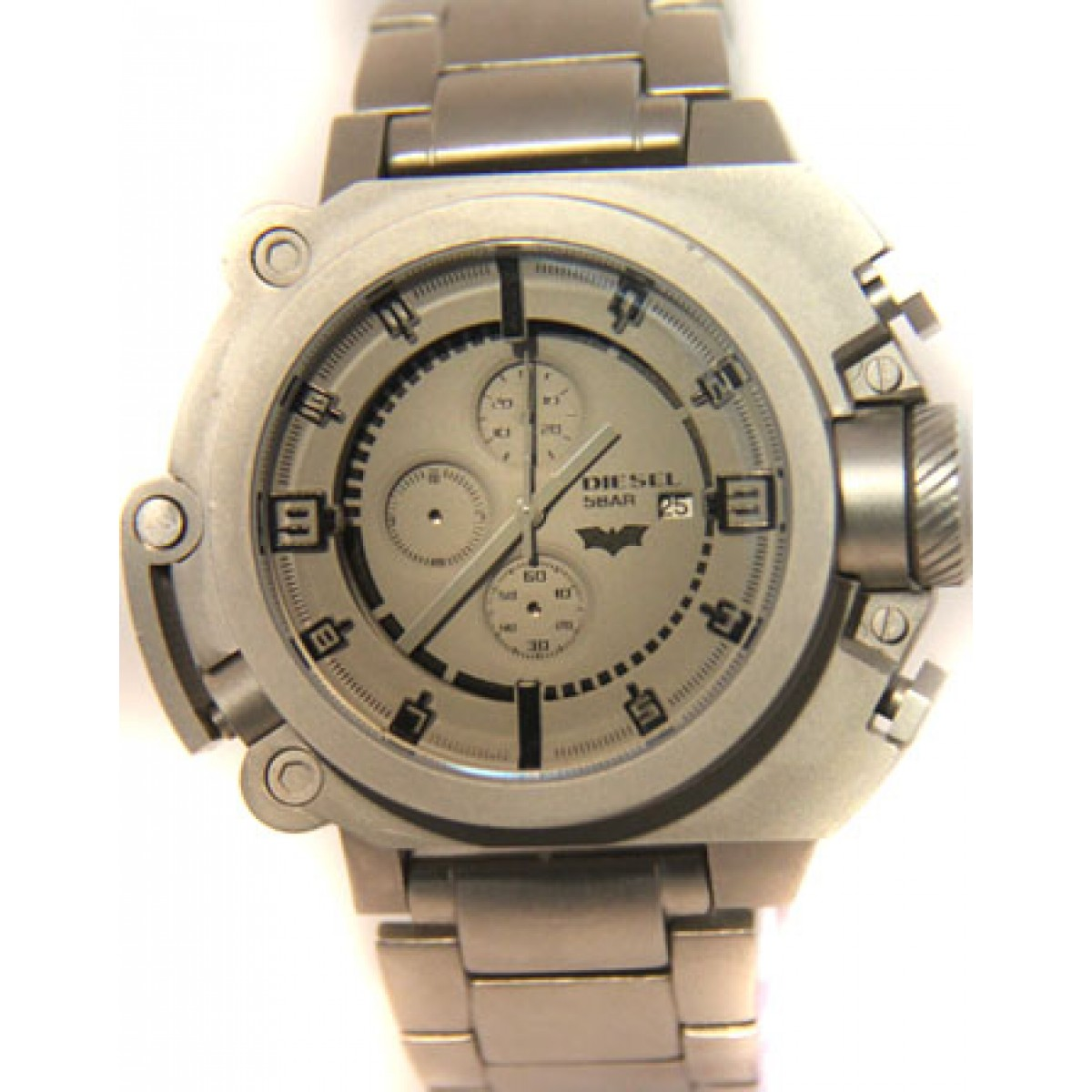 3be687d9da4d2 Relógio Réplica Diesel Batman