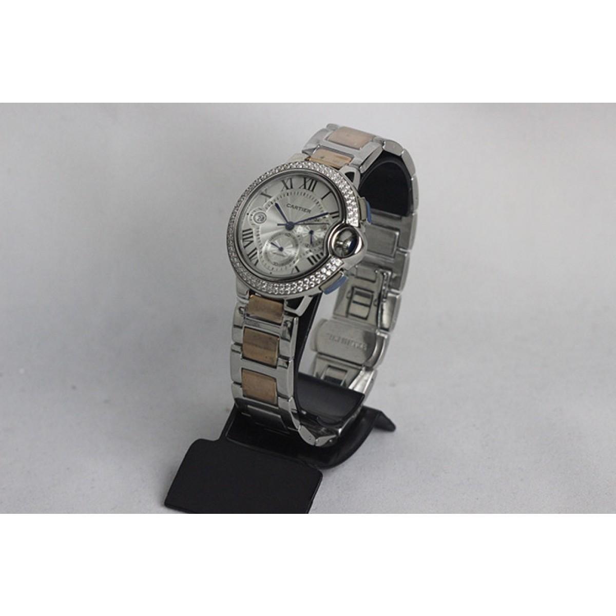 b754ce660f5 Réplica de Relógio Cartier Ballon Bleu