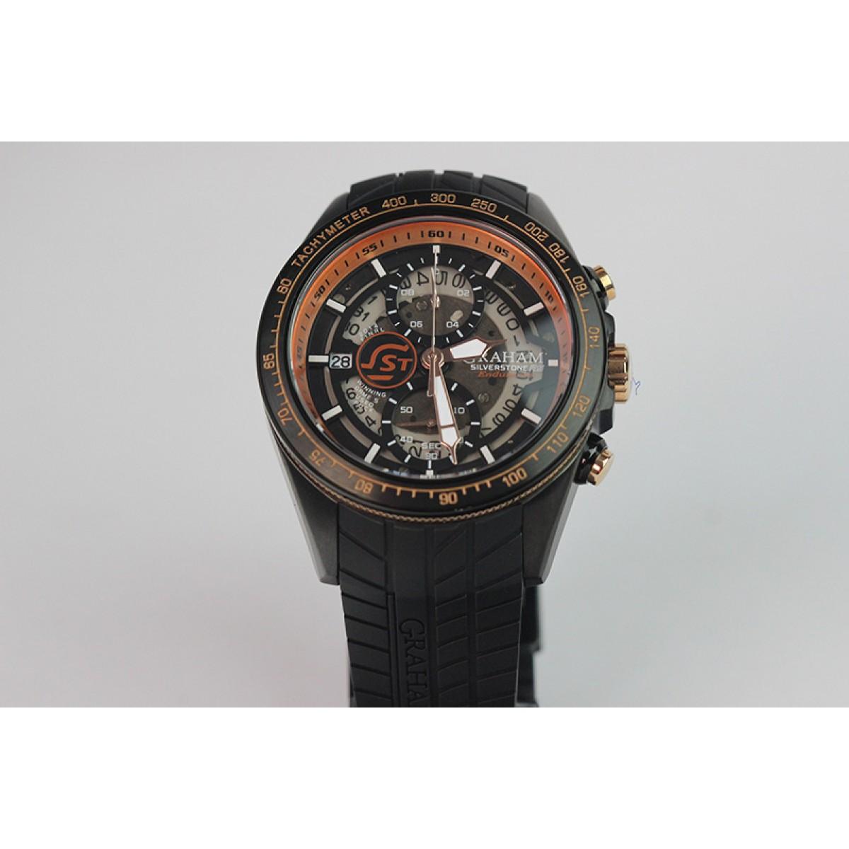 5e6957e1225 Relógio Graham   Réplica de Relógio Graham.