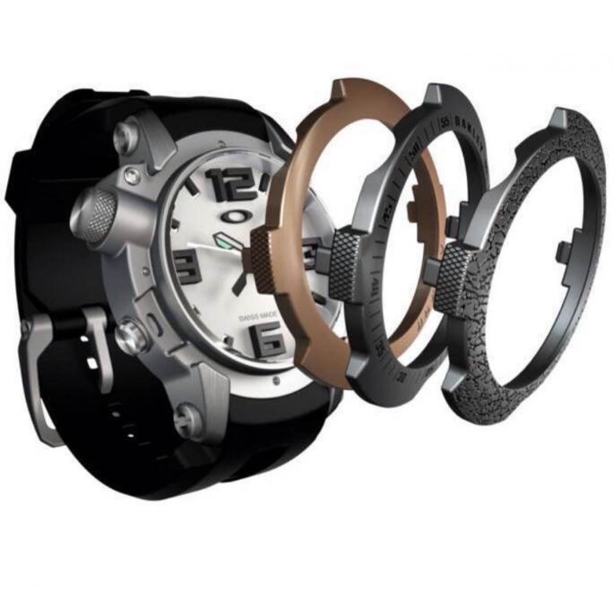bf04f397f27 Relógio Réplica Oakley ( Lançamento )