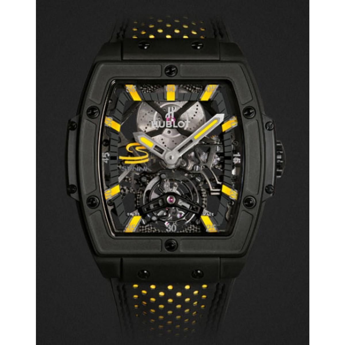 1a007d67c36 Relógio Réplica Hublot Senna ( Lançamento 2015 )