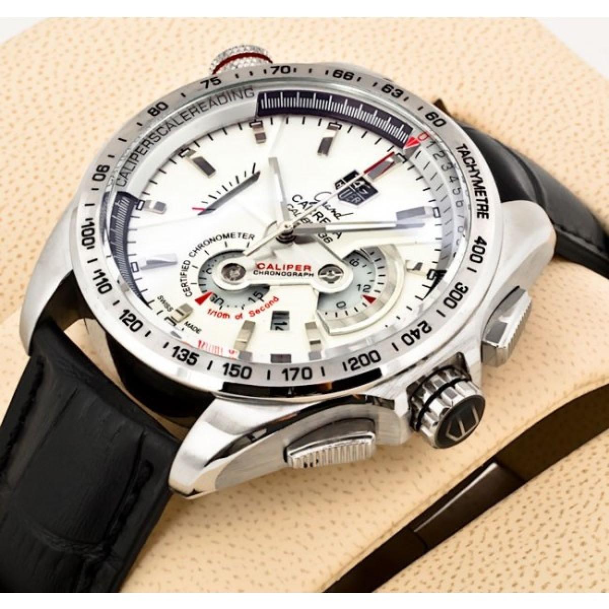 524f344f0fd3a Relógio Réplica Tag Heuer Carrera 36 Rs