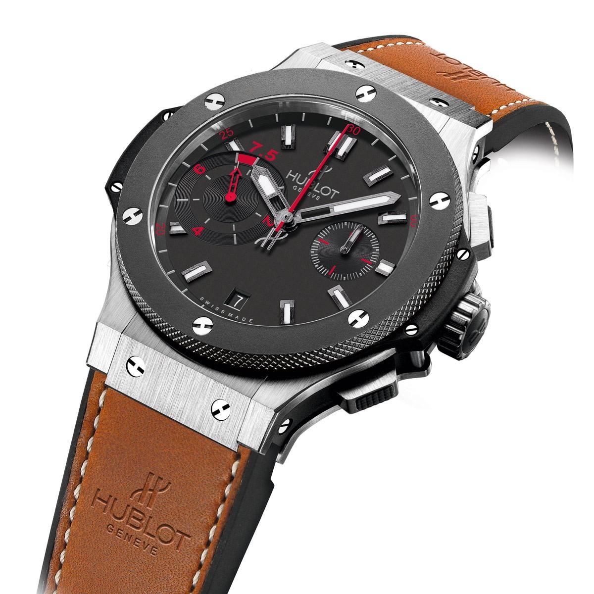 a7ba82d2af2 Replica de Relógio Hublot Chucker Bang