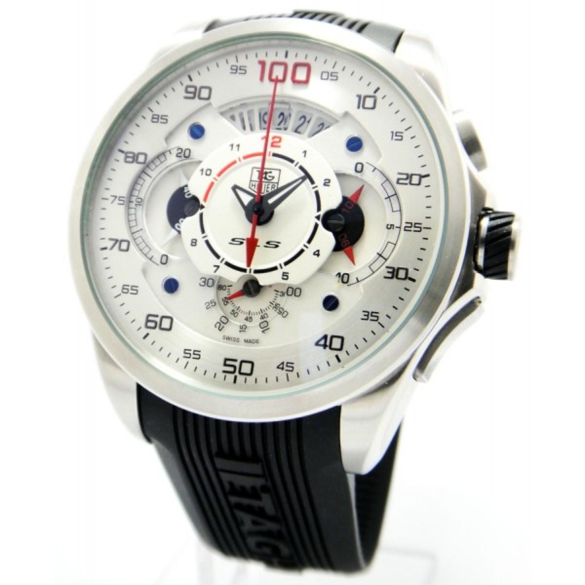 9408bb6faea Relógios Réplicas Tag Heuer Carrera Mercedez Slr