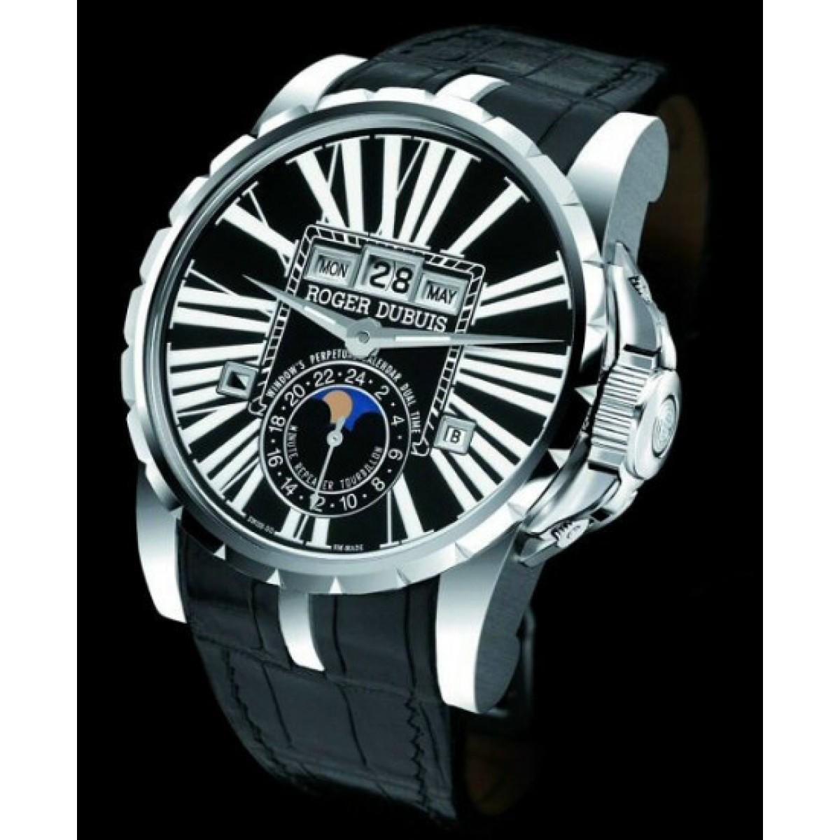 9c4b8eae982 Espiar · Relógio Réplica Roger Dubuis Excalibur Minute
