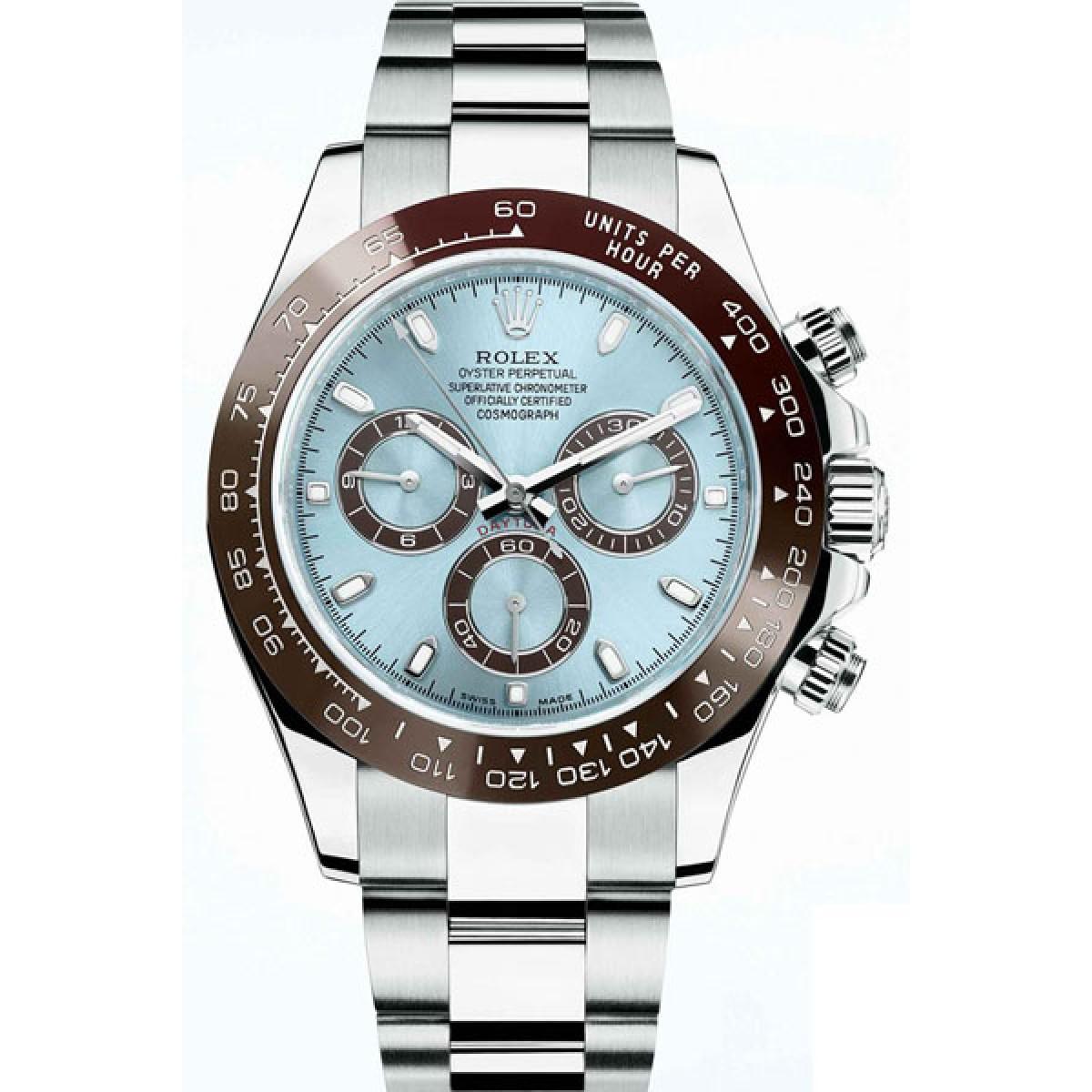 3f0db65ab54 Relógio Réplica Rolex Daytona Platinum