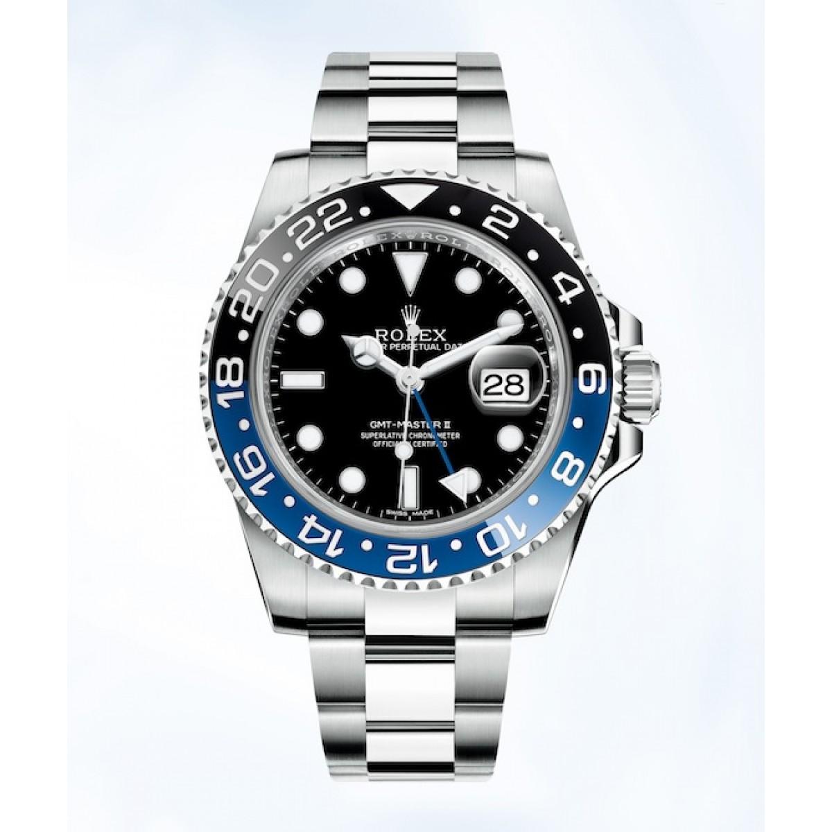 eeeac93de6d Espiar · Relógio Réplica Rolex GMT Master II Baseworld