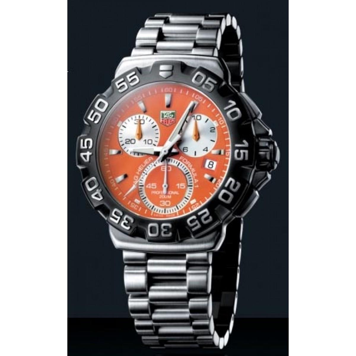 11e84f237a9 Relógio Réplica Tag Heuer Formula 1 Fernando Alonso