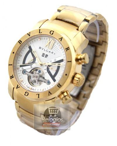 0eaf3d0e47e Relógio Réplica Bulgari X Men