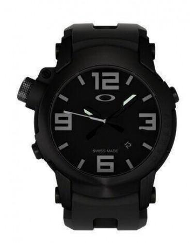bd3ca2c6ed9 Relógio Réplica Oakley Black Edition ( Lançamento )