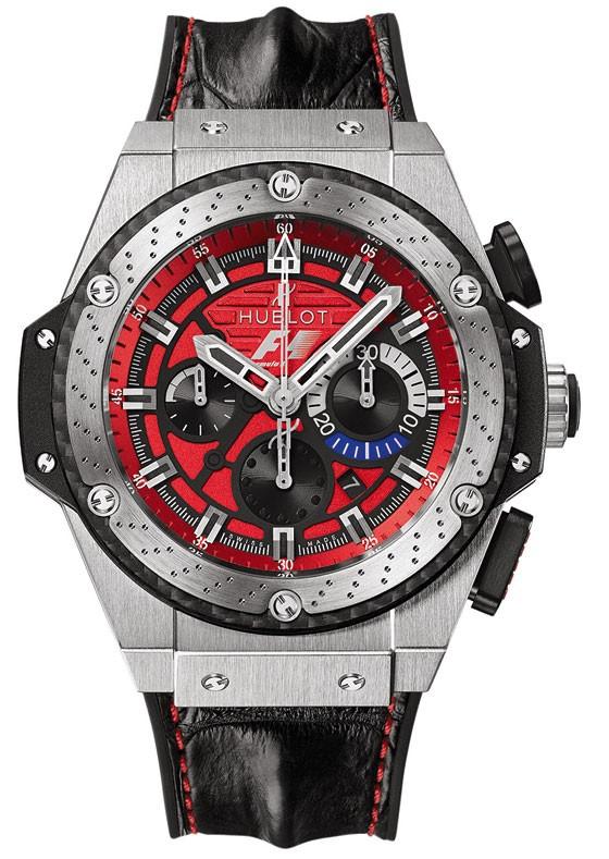 Relógio Réplica Hublot F1 King Power Austin