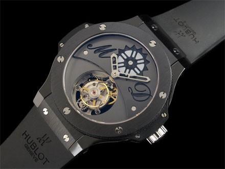 Relógio Réplica Hublot Geneve Turbillon