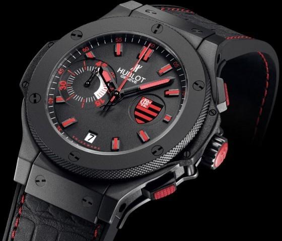 Relógio Réplica Hublot Flamengo