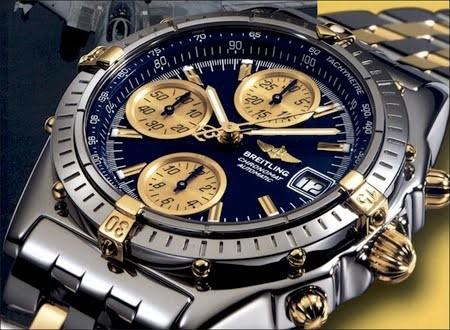 Relógio Breitling Chronomath