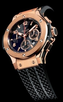 Relógio Réplica Hublot Big Band Red Gold
