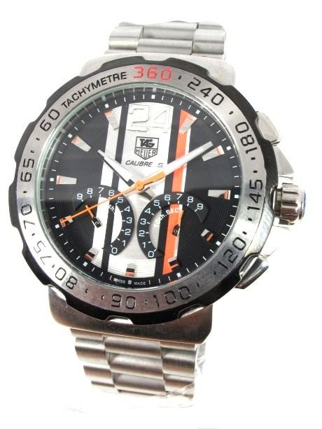 Réplica Relógio Tag Heuer Grand Carrera Calibre S