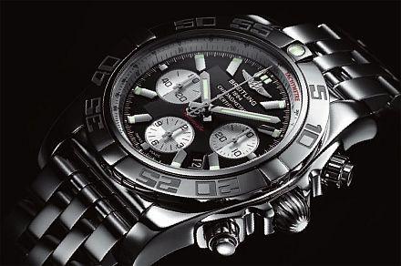 Relógo Breitling Chronomath 2011