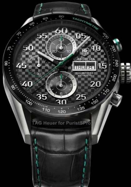 Relógio Réplica Tag Heuer Carrera 16