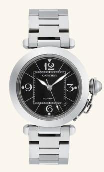 Relógio Cartier Pasha 01