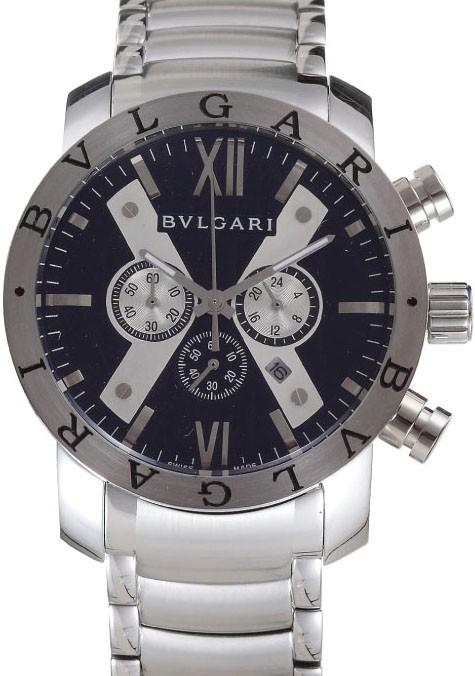 Relógio Réplica Bulgari Homem De Ferro Chronometro