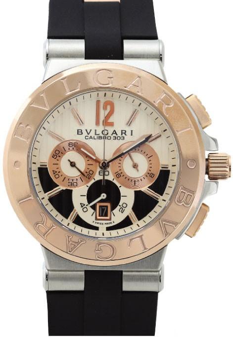 Relógio Bulgari Calibro 303