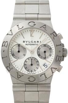 Relógio Bulgari Diagono Chrono 01