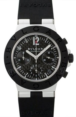 Relógio Bulgari Aluminum Chrono
