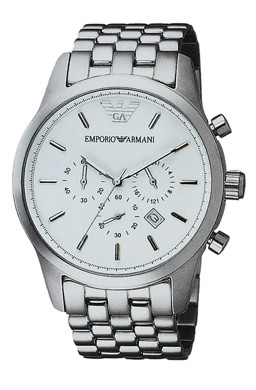Relógio Réplica Armani Chrono 02