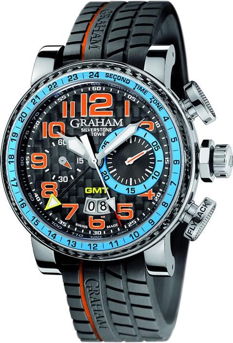 Relógio Réplica Graham Silverstone